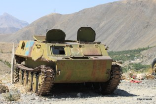 Panjshir Valley Massoud's Tomb