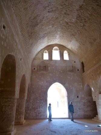 Ukhaider Fortress