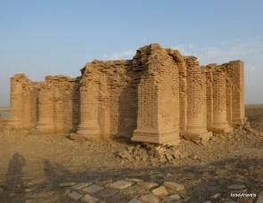 Temple of Charyos, Uruk