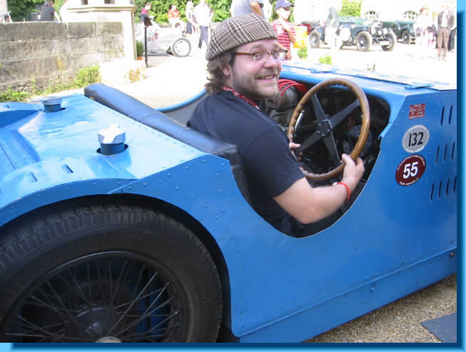 Minikasi im (original Bugattin Tank