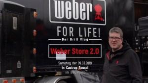 Weber Store 2.0 | Das neue Ladenbau Konzept