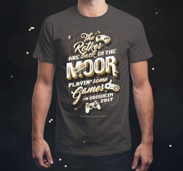 Ein Shirt für die Brüder