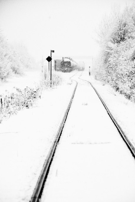 SnowfallTrainTracks