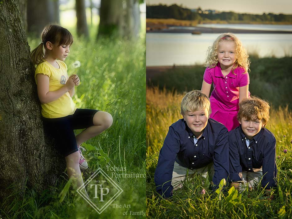 top child portrait photographers truro