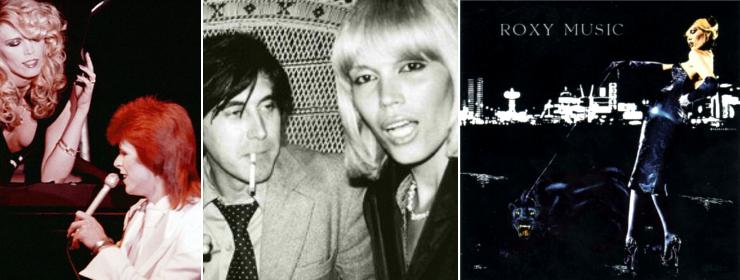 amanda lear, Bowie Ferry, Roxy Music