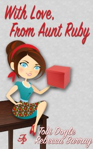 Book Cover: With Love, From Aunt Ruby