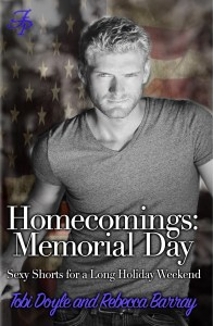 Book Cover: Homecomings: Memorial Day