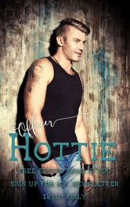 Book Cover: Officer Hottie 18+ free with newsletter signup