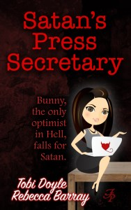 Book Cover: Satan's Press Secretary
