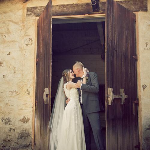 Kristina and AJ's Wedding at Twin Peaks Ranch, Ojai, California