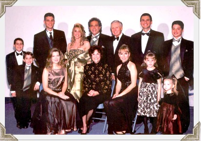 Harvey Tobkes Family Nov 2001