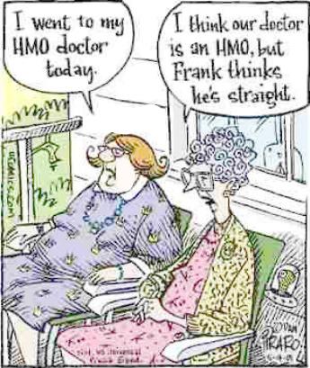 HMO Cartoon