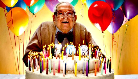 centenarians- 106