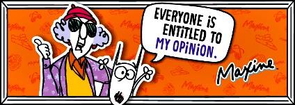 maxine opinion