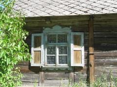 Kurpie Zielone. To już opuszczony dom