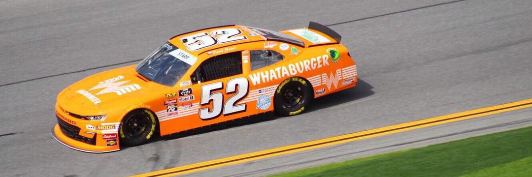 Whataburger Extends Sponsorship of Jimmy Means Racing to