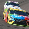 Kyle Busch Says Team Orders Not a Factor In Hamlin Beating Him at Phoenix