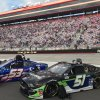 Joey Gase Claps Back at Kyle Busch on Twitter After 'Dipshit Kids' Comment Following Bristol