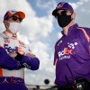 Polesitter Denny Hamlin to the Rear of Sunday's Race at Homestead After Unapproved Adjustments
