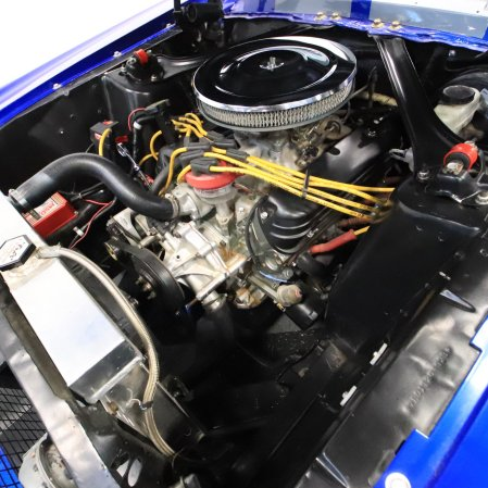 The 1967 Ford Mustang fans can win from Plan B Sales (PC : Plan B Sales)