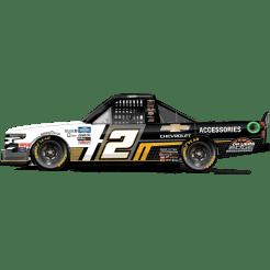 Sheldon Creed's No. 2 Chevrolet Accessories Silverado (PC : Dick Claveloux)
