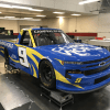 Grant Enfinger, Camping World, Join CR7 Motorsports for Bucked Up 200 at Las Vegas