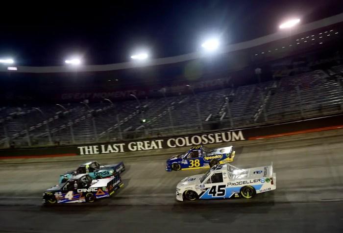 NASCAR Trucks DFS Bristol