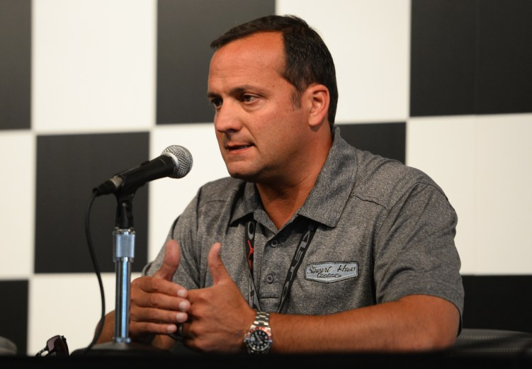Greg Zipadelli Harvick crew chief