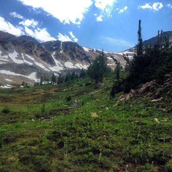 #ParadiseBasin alpine #mountain experience. #ATVtours # ...