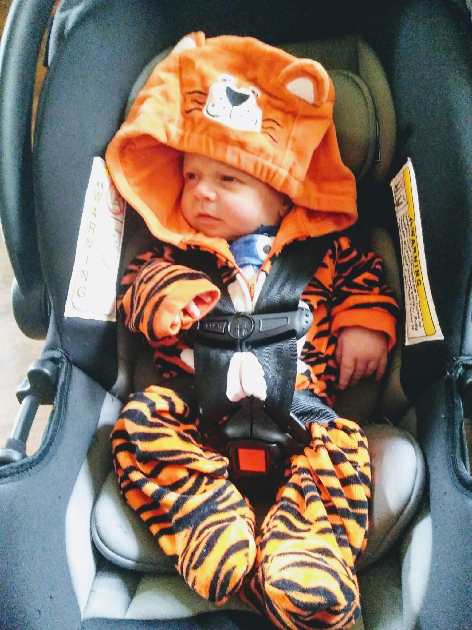 Photo of Baby Elias