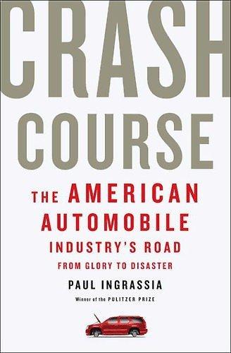 crash course, book, cover, ingrassia, Toby Elwin, blog