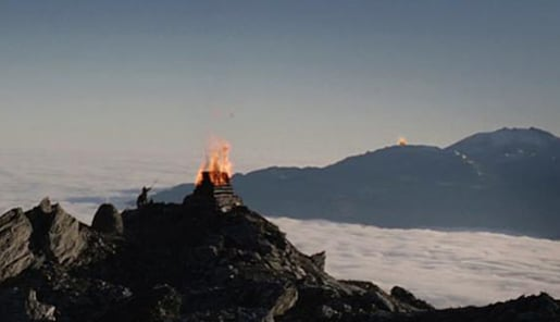 beacons of gondor, social media, organization development, Toby Elwin, blog