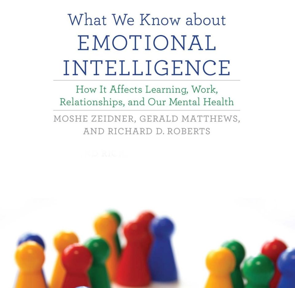 book, emotional intelligence, what we know, Toby Elwin, blog