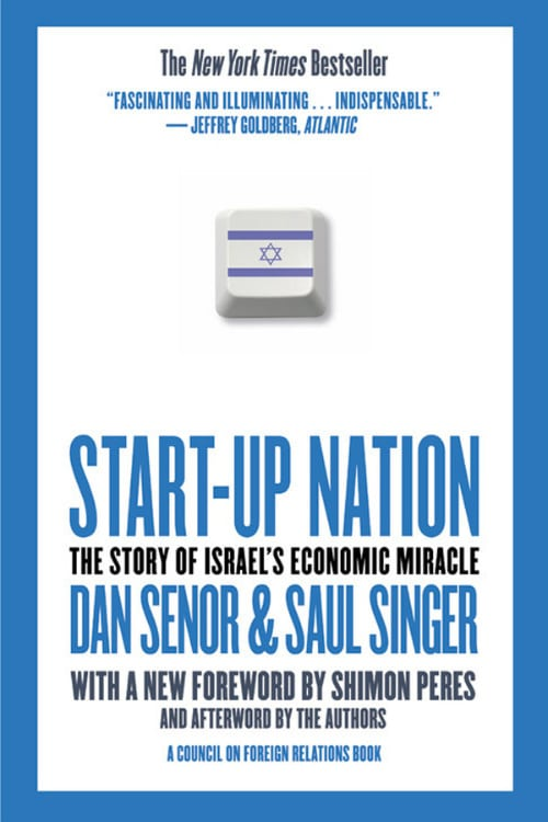 book, review, Toby Elwin, Start-up Nation, Israel, Economic Miracle