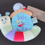 Review: Little Bird Told Me Softly Snail Baby on Board