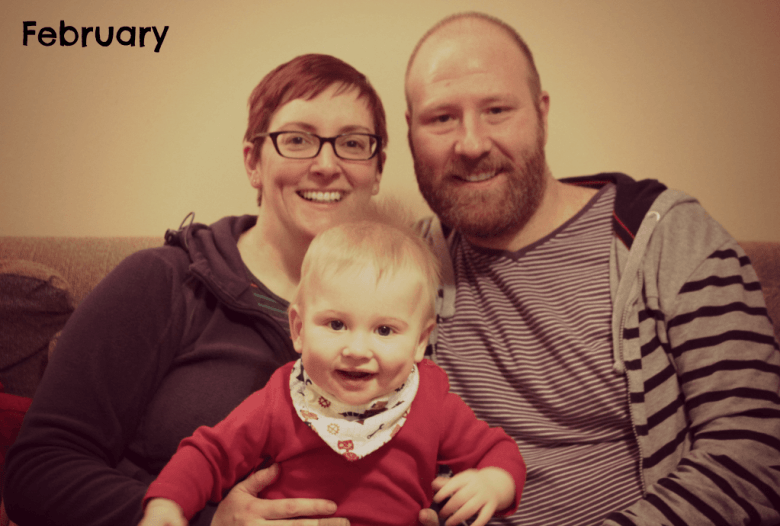 A family portrait - February 2014