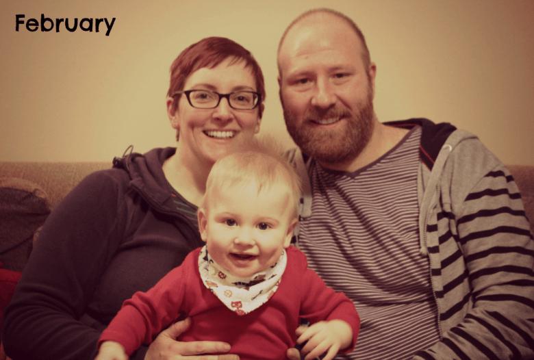 A family portrait - February 2014