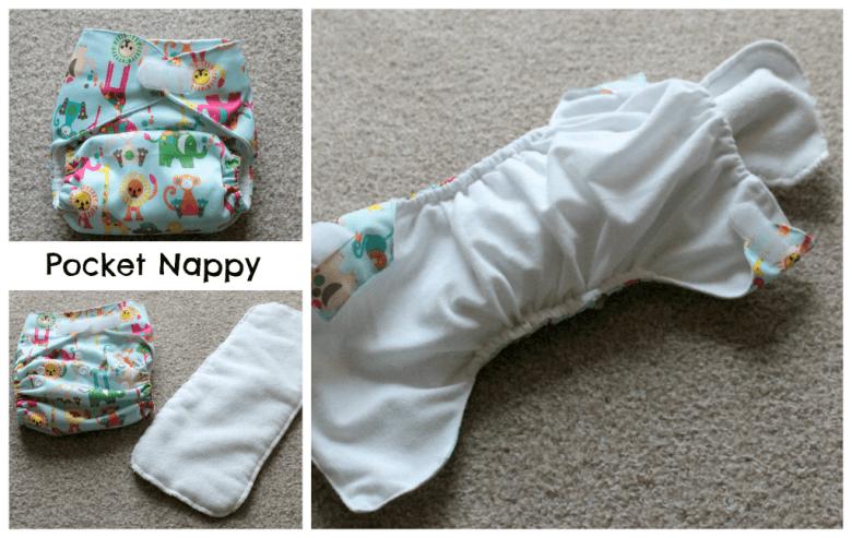 Choosing the right cloth nappy - Pocket Nappy