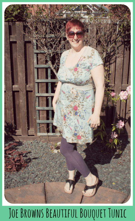 Joe Browns Beautiful Bouquet Tunic