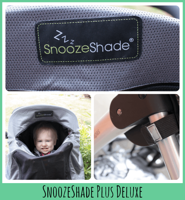 SnoozeShade Plus