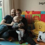 Me & Mine: A Family Portrait (September 2014)