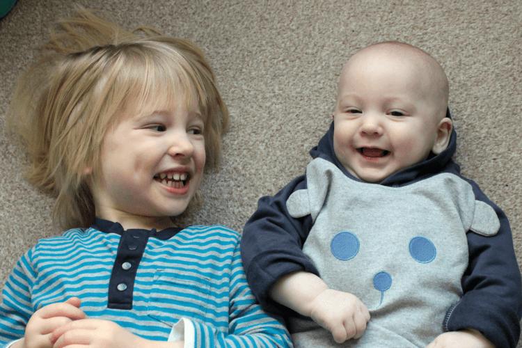 Siblings February