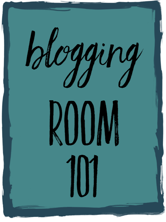 Blogging Room 101