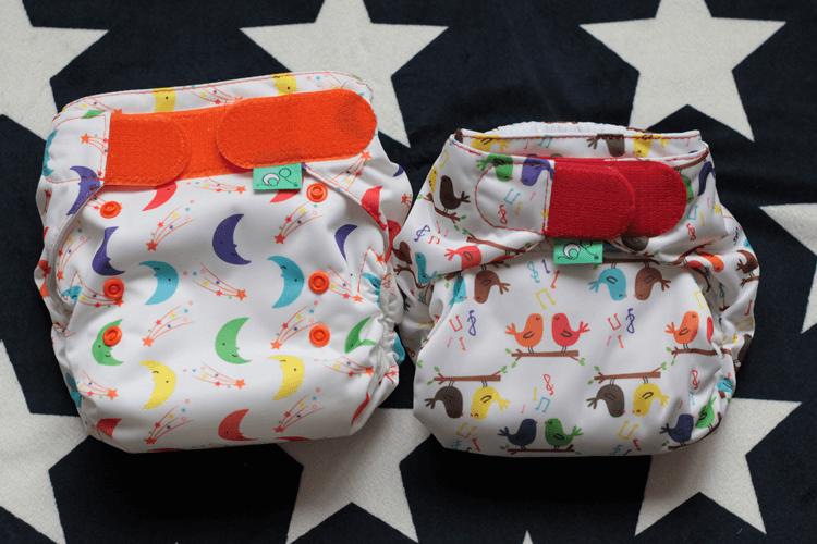 EasyFit Star - Birth to potty nappy