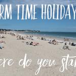 Term time holidays // Where do you stand?