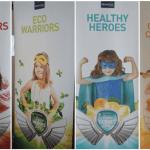 Novotel Super Heroes Day