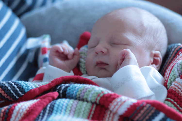 Baby sleeping - top tips for new parents