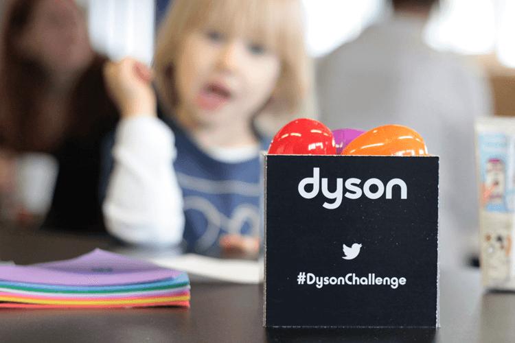 #DysonChallenge