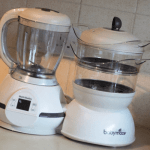 Banana and mango smoothies with Nutribaby
