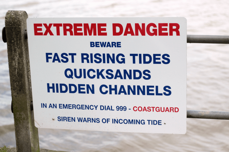 beware-of-the-tide-in-arnside